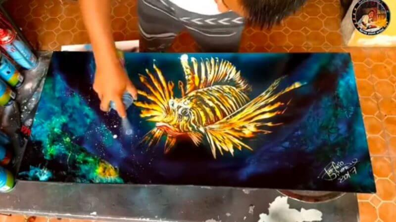 spray paint art secrets review works or just a scam