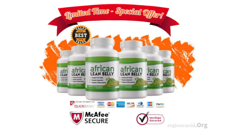 My Shocking African Lean Belly For Faster Loss Weight