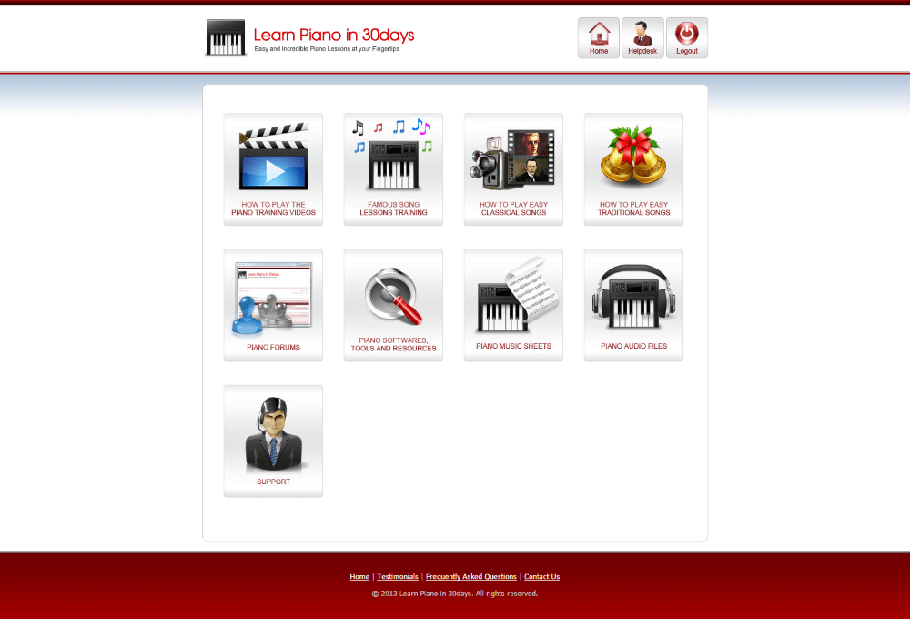 learn piano in 30days