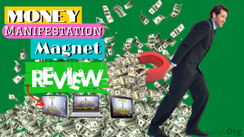 Money Manifestation Magnet