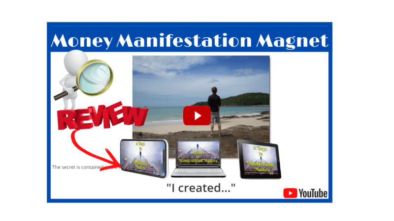 Money Manifestation Magnet Review What You Must Know about the product