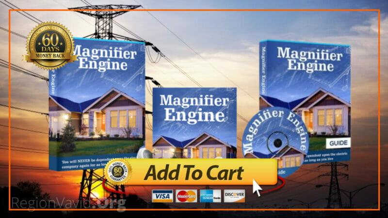 Magnifier Engine Product