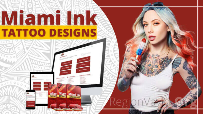 Miami Ink Tattoo Designs Must Try