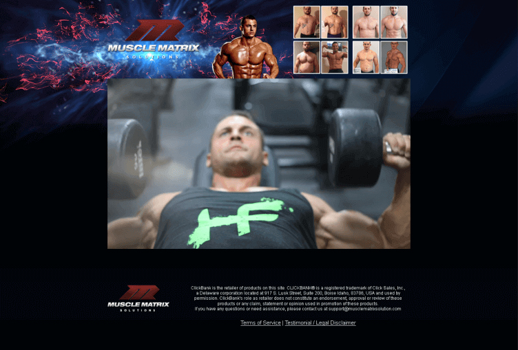 Muscle Matrix Solution Review