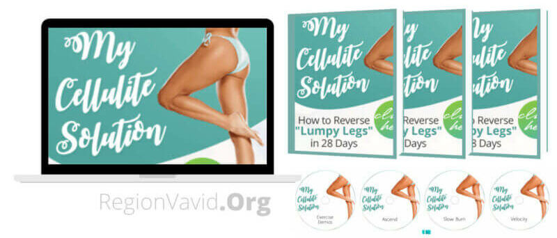 My Cellulite Solution Products