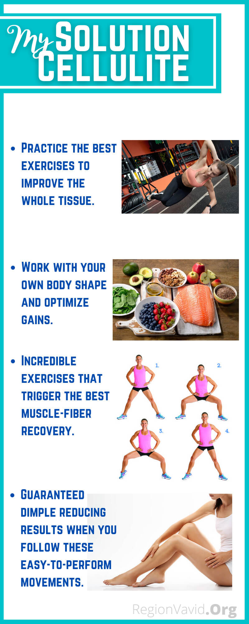 My Cellulite Solution Benefits