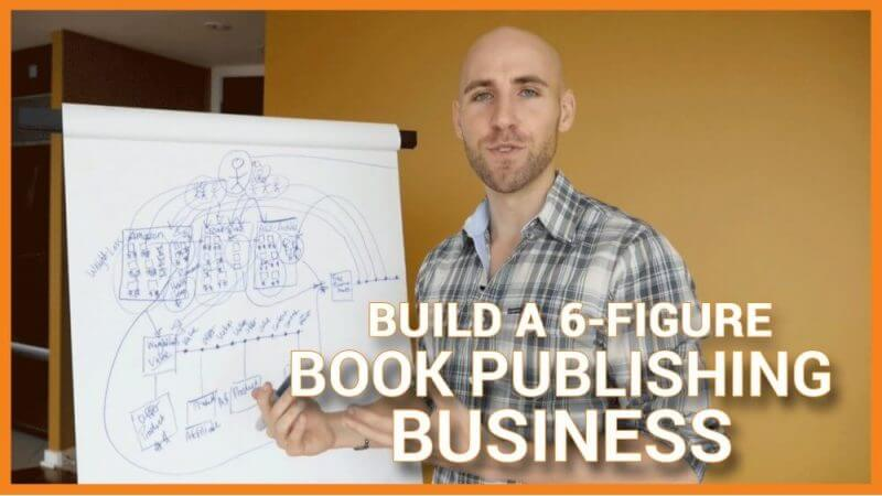 build a 6 figure book publishing business