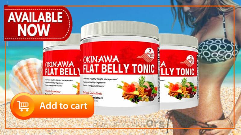 Okinawa Flat Belly Tonic Product