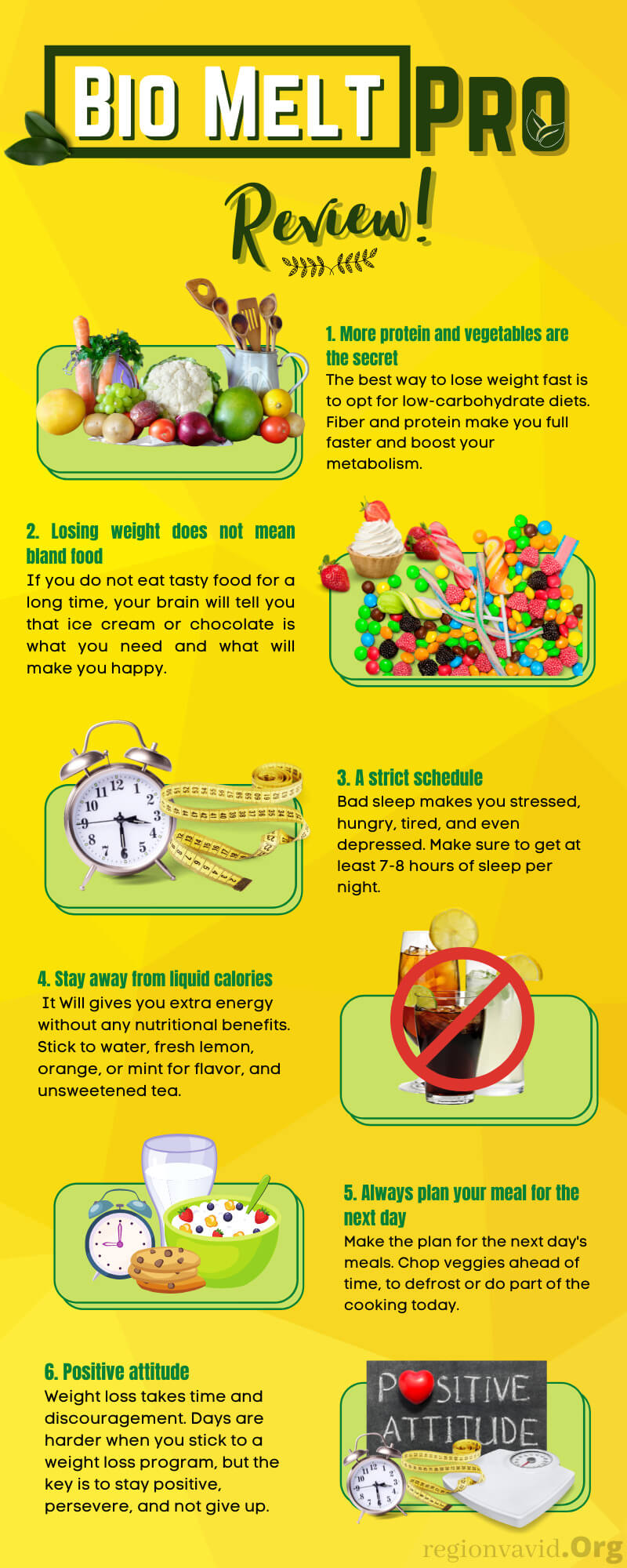 Bio Melt Pro Plan of losing weight