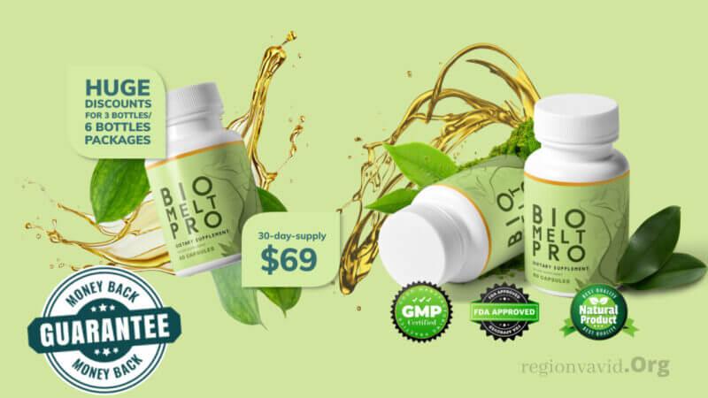 Bio Melt Pro Products