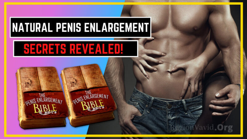 Penis Enlargement Bible Features And Benefits