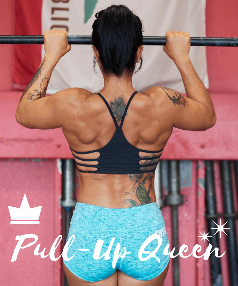 Pull-up Queen