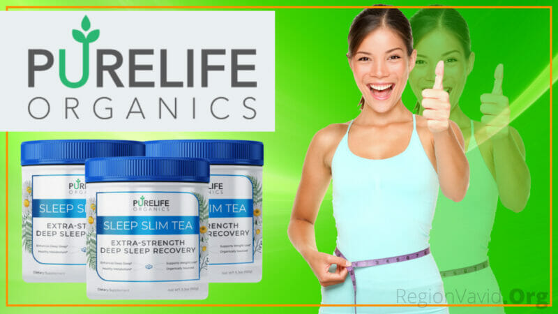 PureLife Organics Flat Belly Tea Have The Body You Want To Be