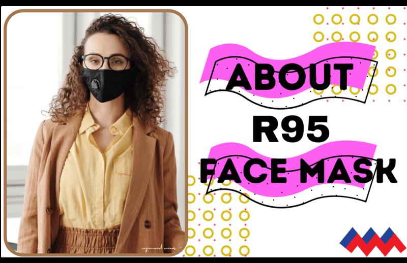R95 Reusable Face Mask