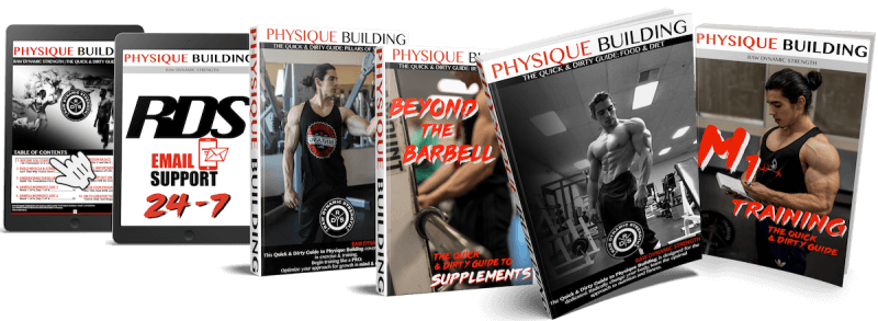RDS Physique Building features