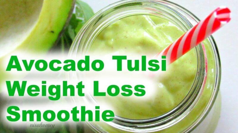avocado shake for weight loss