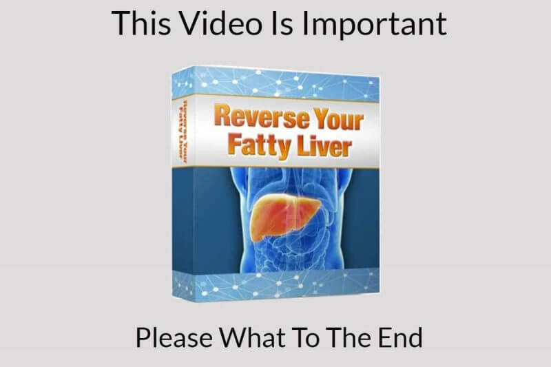 reverse your fatty liver review