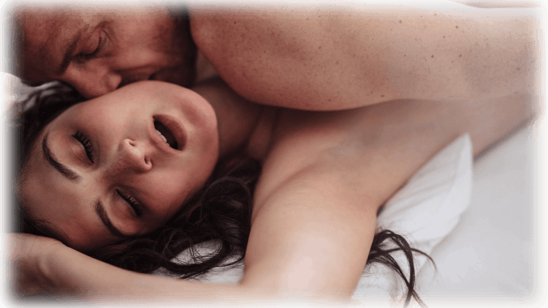 happy sex life with the Warrior's Secret