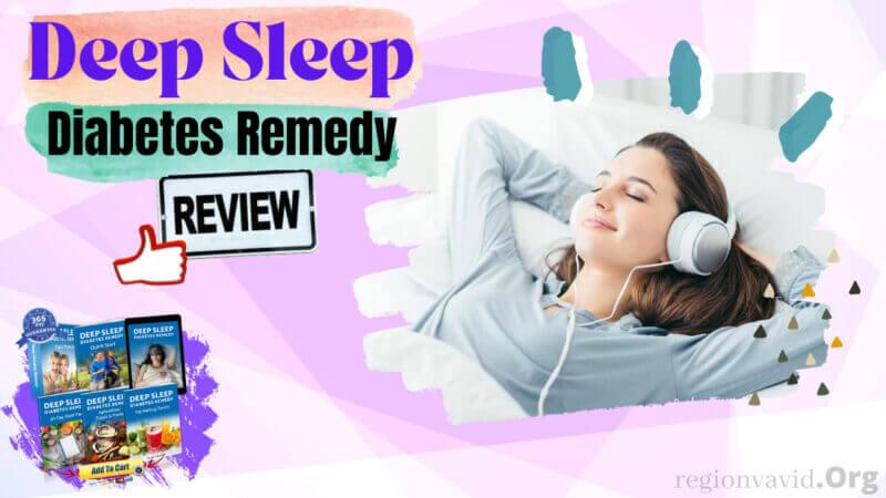 Deep Sleep Diabetes Remedy Product Reviews