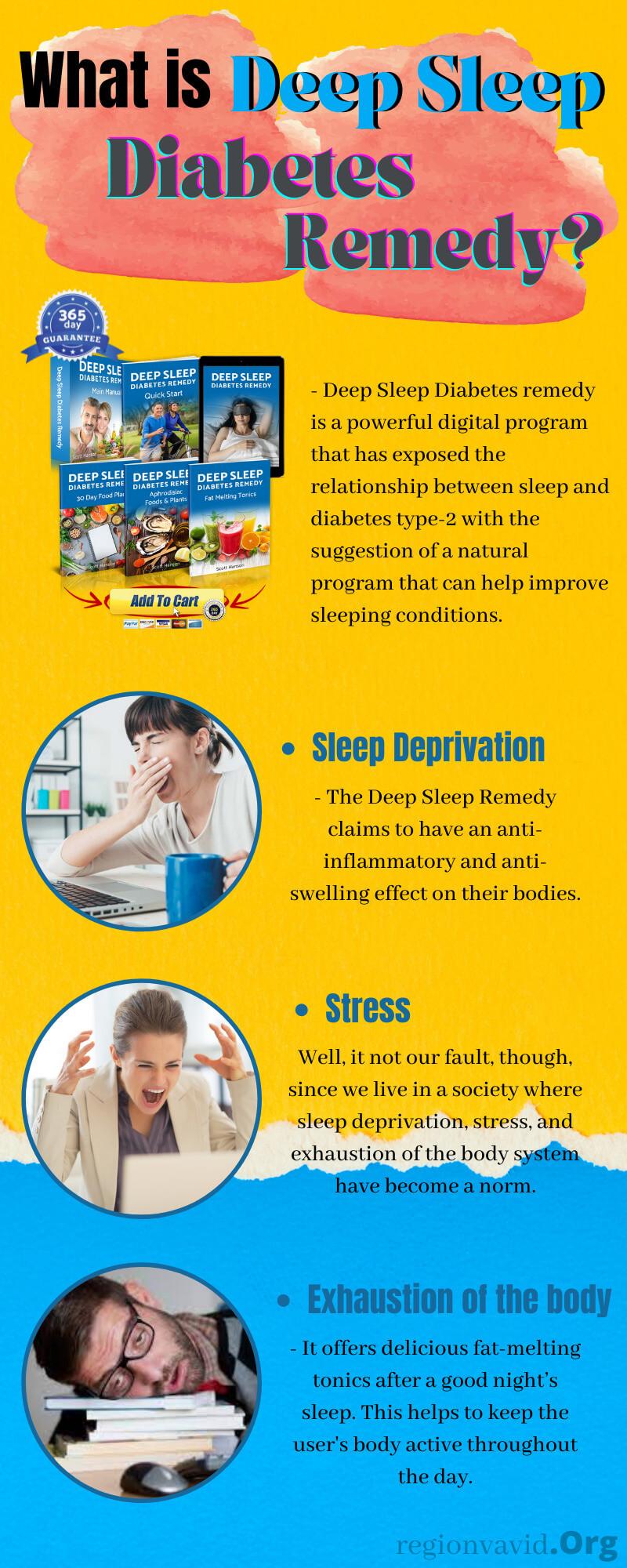 Deep Sleep Diabetes Remedy Program Deeper explanation