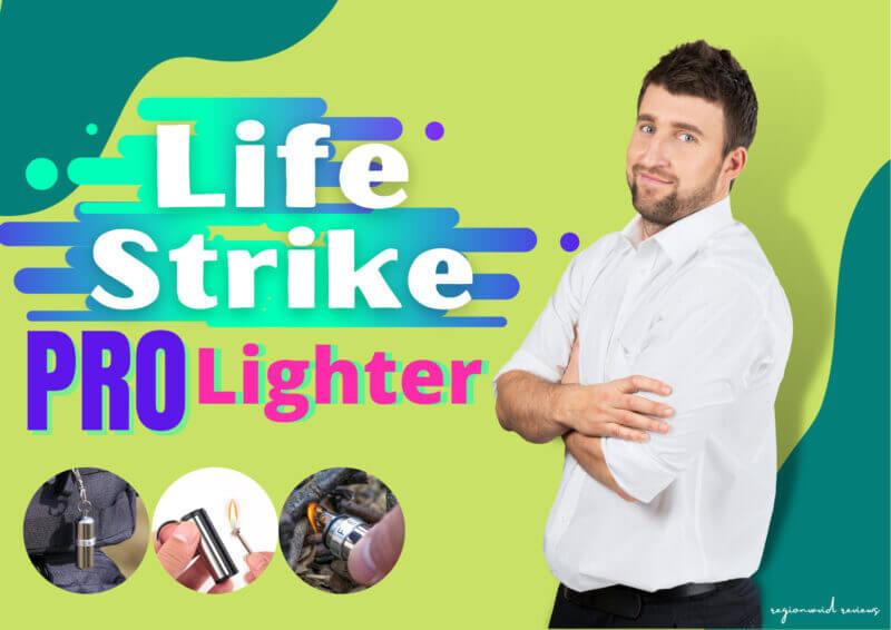 Lifestrike Waterproof Lighter How to Use it