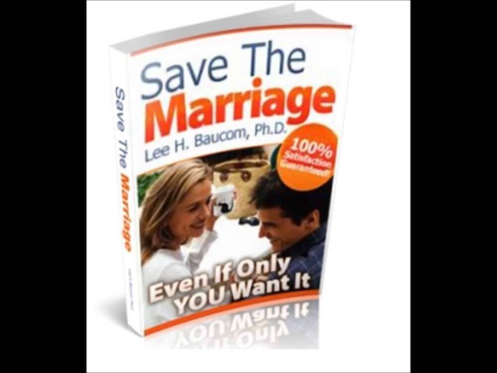 Save The Marriage System Review – Does It Really Work?