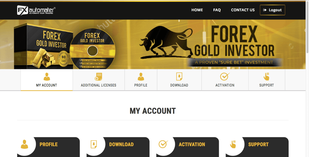 Forex GOLD Investor Review - Works or Just a SCAM?
