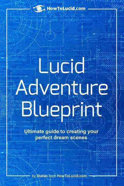 30 Day Lucid Dreaming Bootcamp lucid adventure blueprint cover