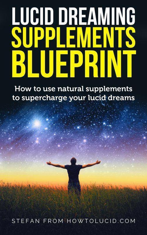 30 Day Lucid Dreaming Bootcamp supplements blueprint cover