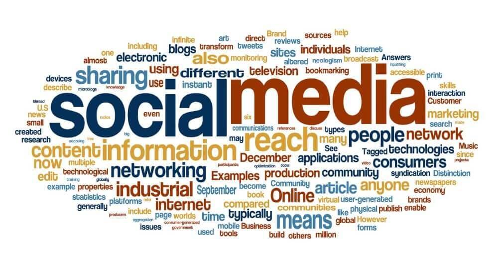 social media contents