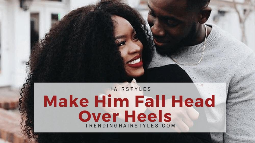 make hi, fall head over heals