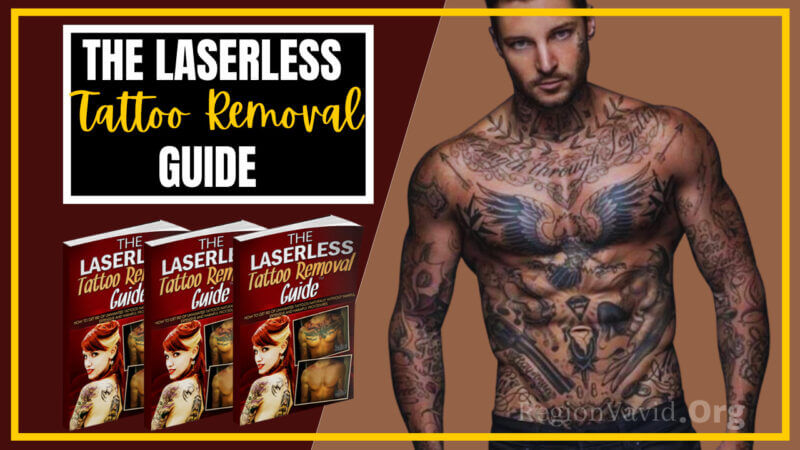 The Laserless Tattoo Removal Must Read