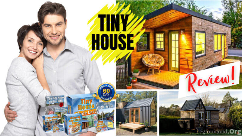 Tiny House Made Easy Build Your Own Now