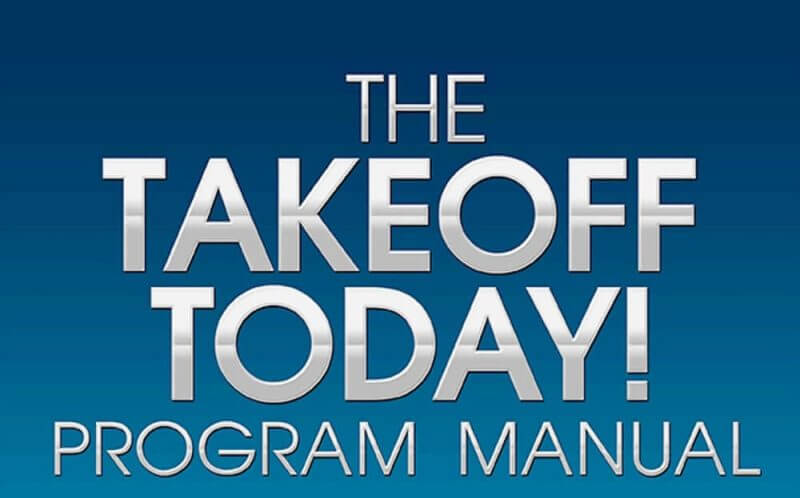 the takeoff today manual