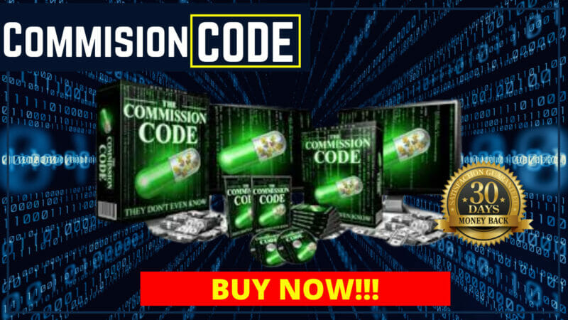 The Commission Code Product