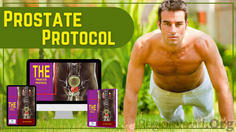 The Prostate Protocol Must Read