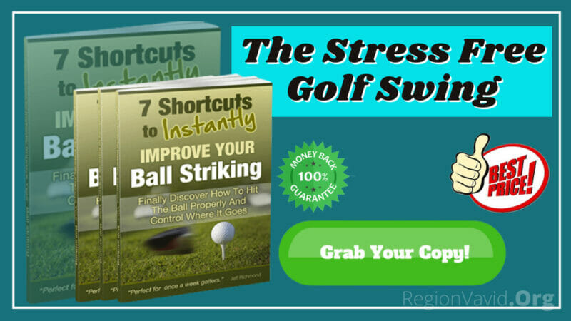Stress Free Gold Swing Product Image