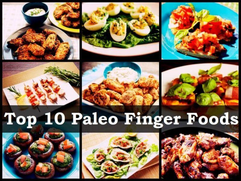 top 10 paleo finger foods