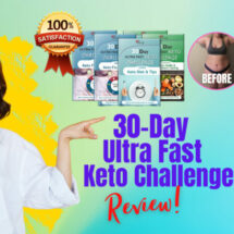 30-Day Ultra-Fast Keto Challenge Review - What's the Deal?