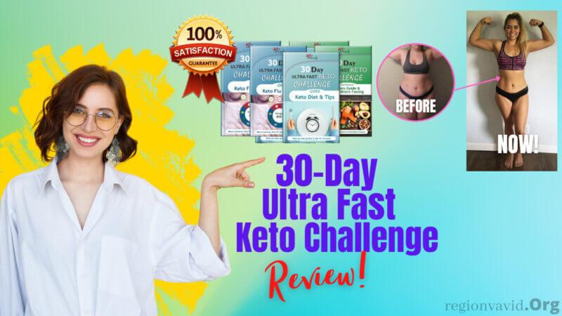 30-Day Ultra Fast Keto Challenge