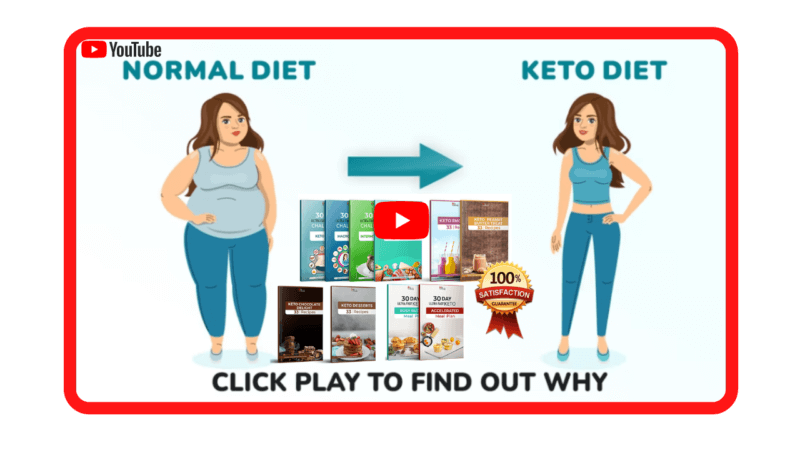 30-Day Ultra Fast Keto Challenge Before and after