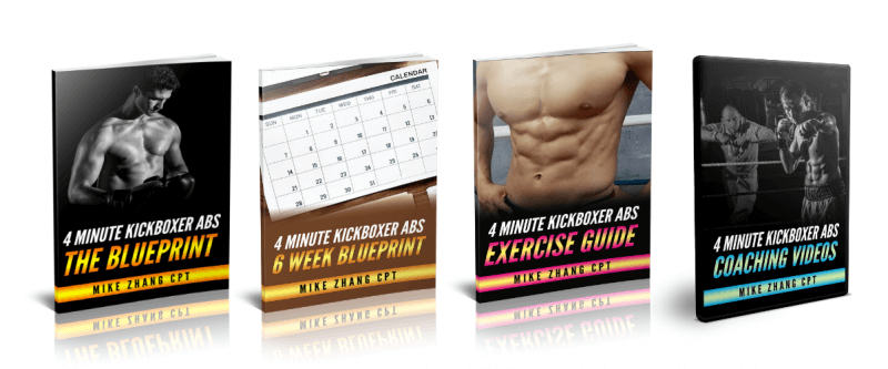 4 Minute Kick-boxer Abs