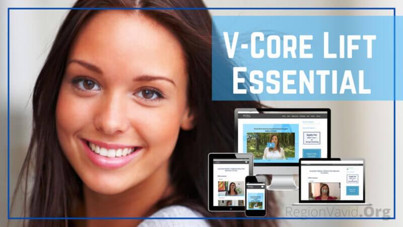 V-Core Lift Essential Reclaim Your Pelvic Power