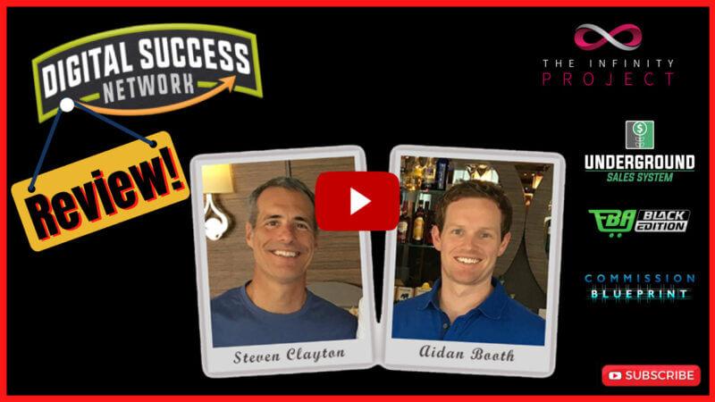 Digital Success Network Full pack video link