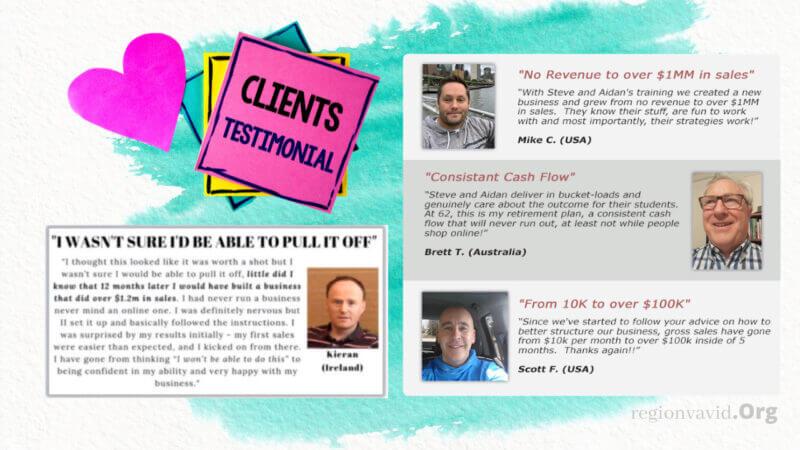 Digital Success Network Clients Reviews
