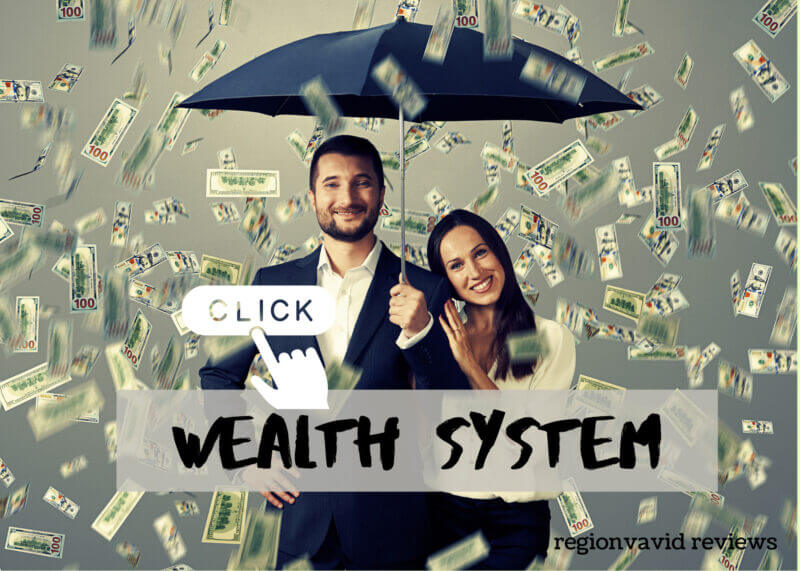Click Wealth System earning money