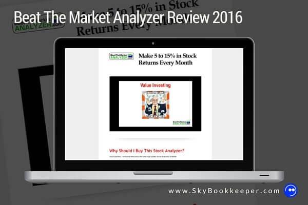 be market analyzer program review
