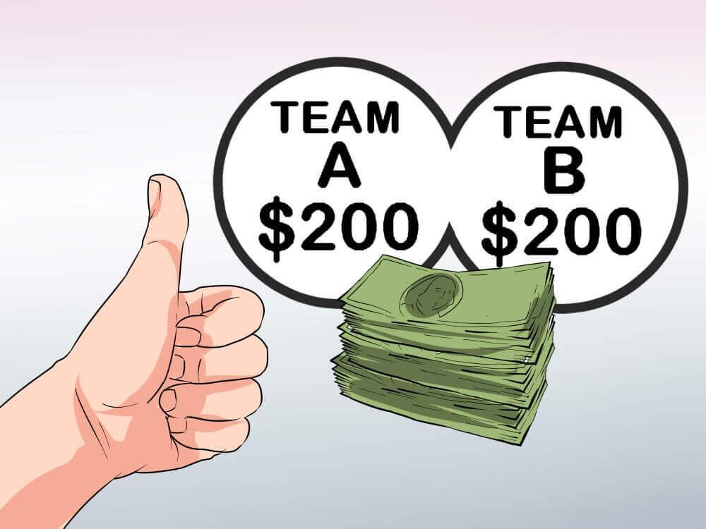 betting advert