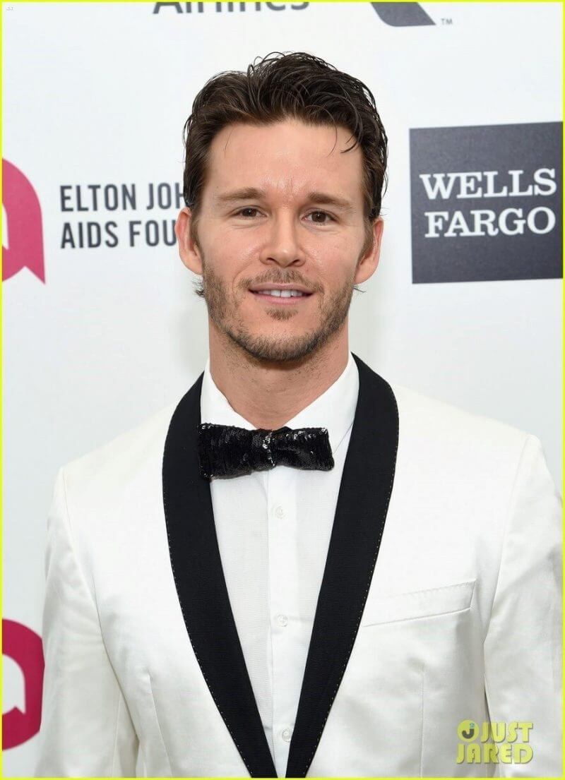 LOS ANGELES, CA - FEBRUARY 22: Actor Ryan Kwanten attends the 23rd Annual Elton John AIDS Foundation Academy Awards Viewing Party on February 22, 2015 in Los Angeles, California. (Photo by Jamie McCarthy/Getty Images for EJAF)