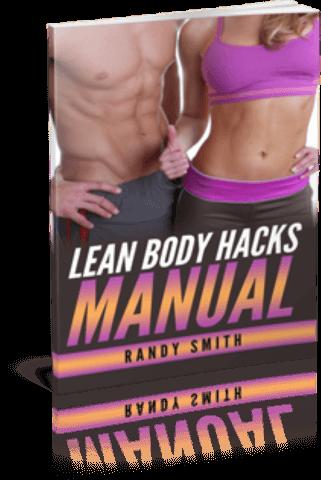 The Lean Body Hacks Manual cover